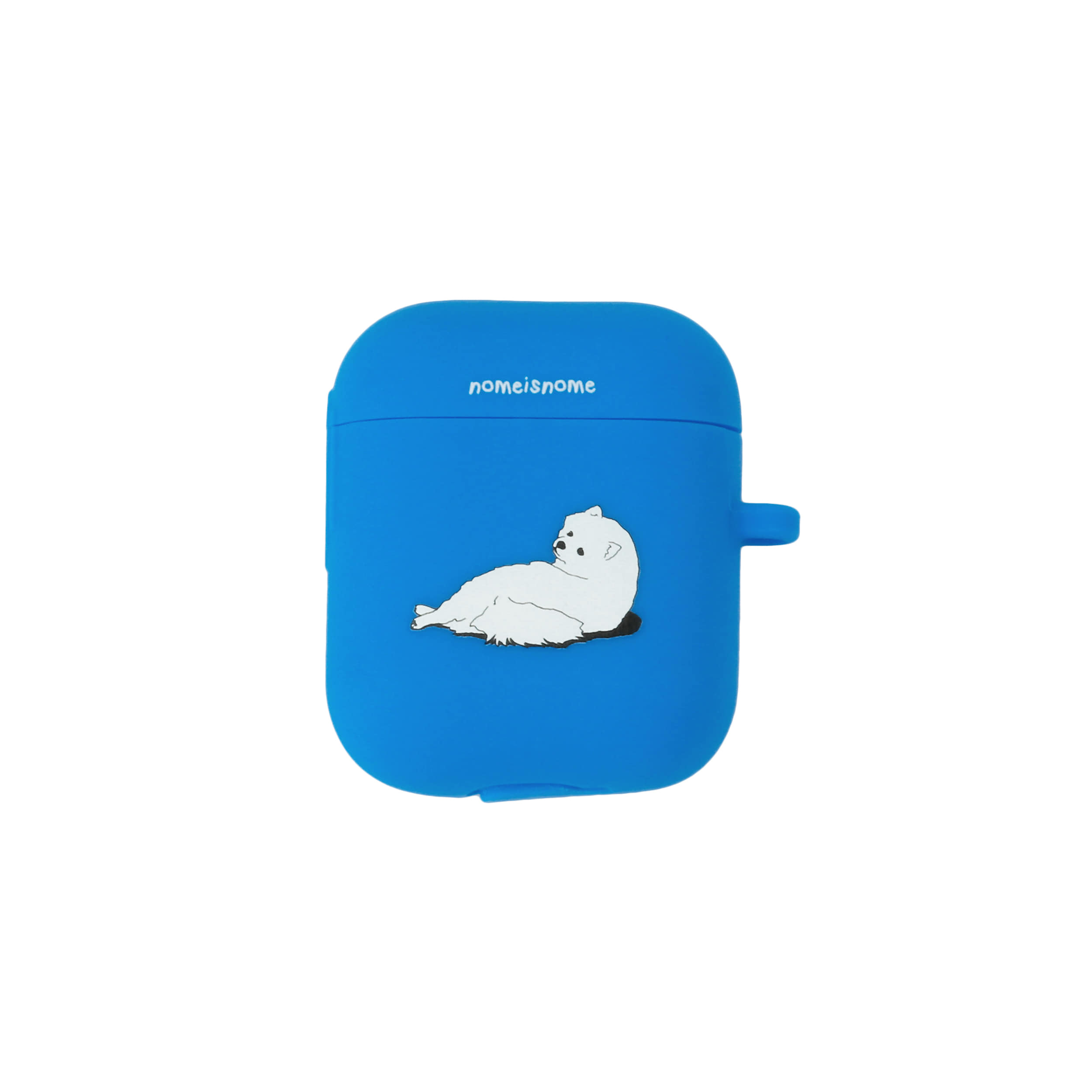 fogbownome blue no.3 / airpods case