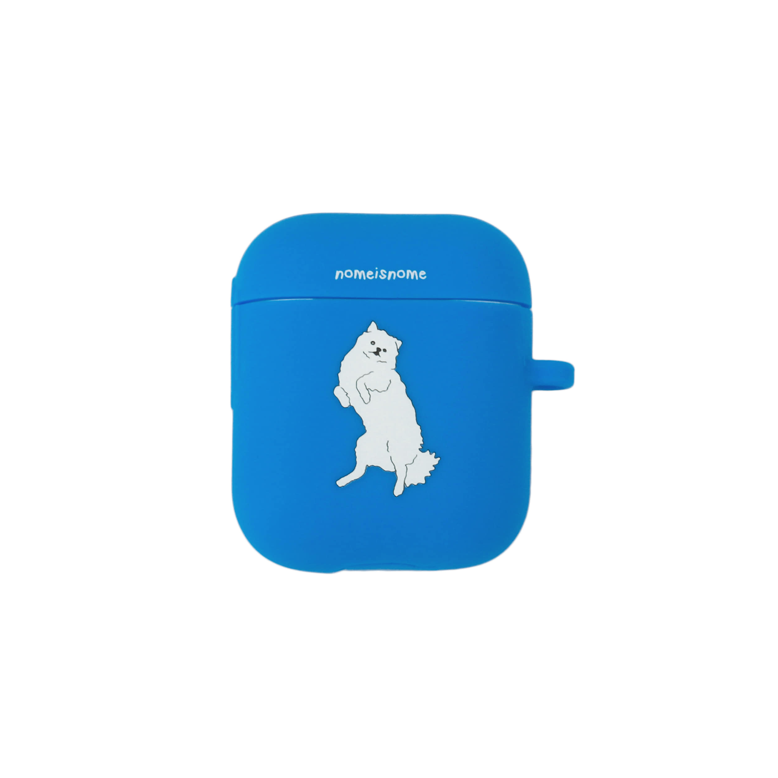 fogbownome blue no.1 / airpods case